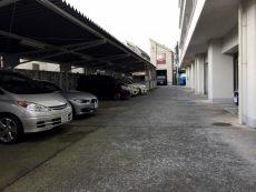 シーアイマンション桜上水 駐車場