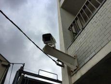 シーアイマンション桜上水 防犯カメラ