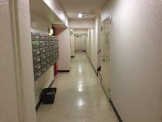 シーアイマンション桜上水 内廊下