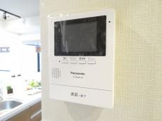 コスモス26上池袋 TVモニター付インターホン