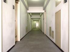 ヴィラ赤坂 共用廊下