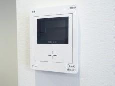 ヴィラ赤坂 TVモニター付きインターホン