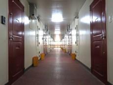 サトミビル 共用廊下