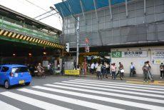 プレジール新宿大久保 駅から