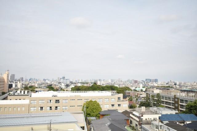 日商岩井碑文谷マンション801 眺望