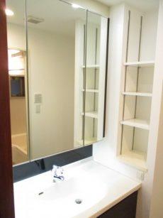 ジェイパーク上池台 2洗面鏡