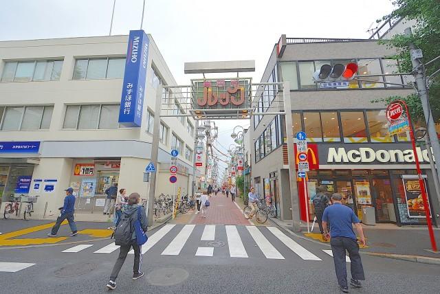 新高円寺 商店街