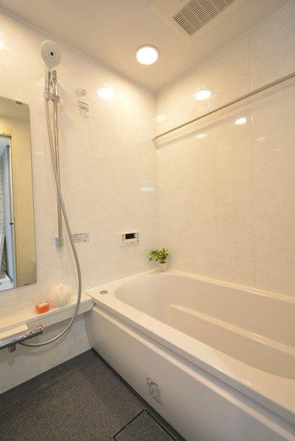 フラワーヒル目黒 浴室