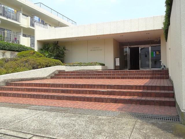 日商岩井大岡山第2マンション エントランス