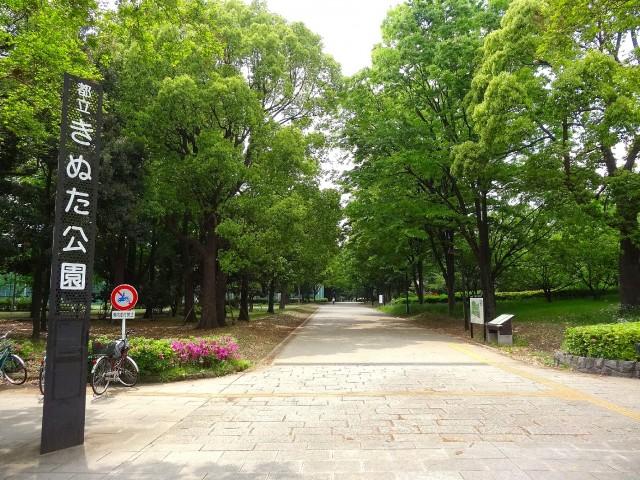 ベルベシティ用賀 きぬた公園