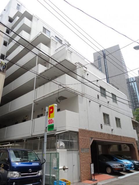 中銀新川マンシオン 外観