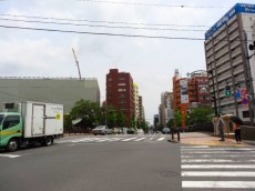 中銀新川マンシオン 周辺