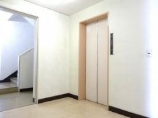 シャンボール池田山 エレベーター