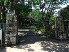 シャンボール池田山 池田山公園