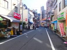 マンション大塚 商店街