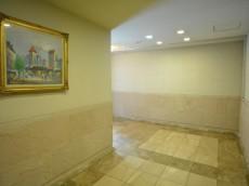 シティコート広尾 共用廊下