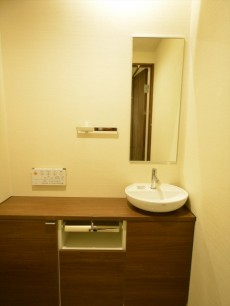 シティコート広尾 トイレ手洗い場