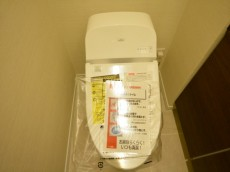 シティコート広尾 トイレ