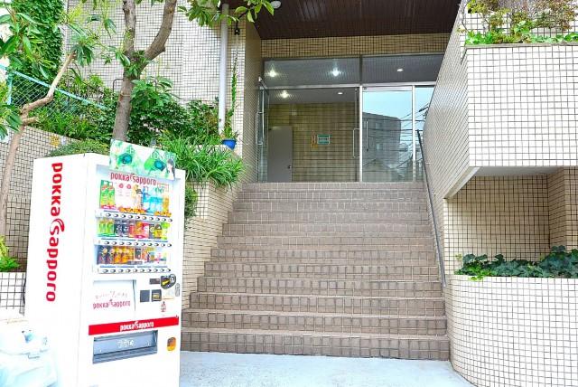 パレ・ドール文京メトロプラザ第1 エントランス