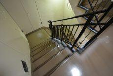 東急ドエルアルス上野毛206  階段