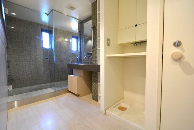 東急ドエルアルス上野毛206  バスルーム