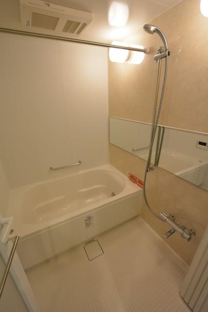 ビラカーサ四谷四丁目 浴室