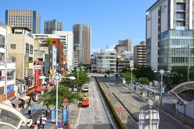 マリンシティダイヤモンドパレス 田町駅周辺