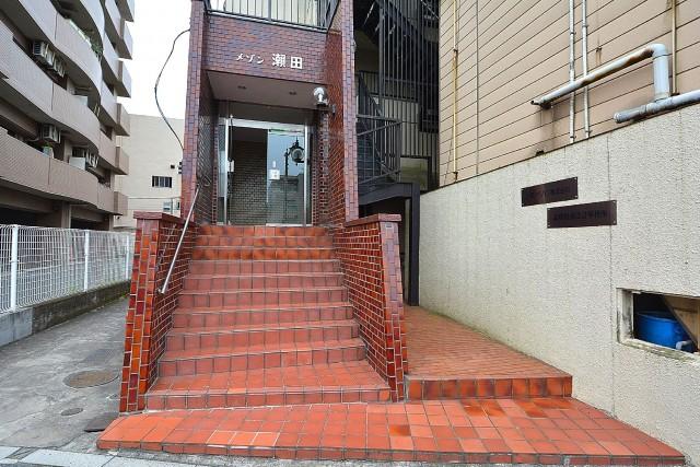 メゾン瀬田 エントランス
