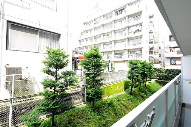 西新宿ハウス バルコニー眺望