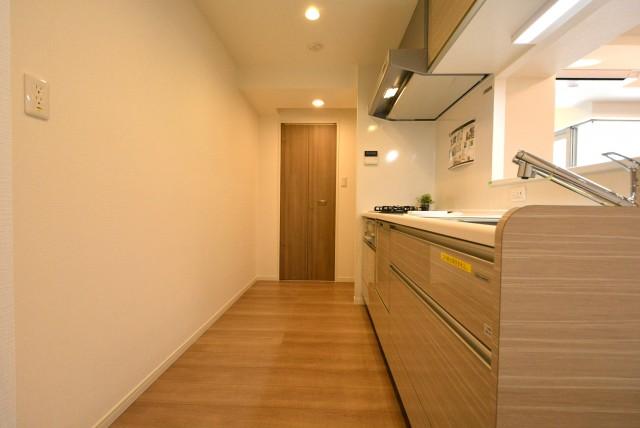 ライオンズマンション上野毛206 キッチン