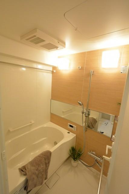 クレッセント目黒Ⅱ 浴室
