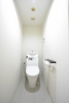 セブン築地 トイレ