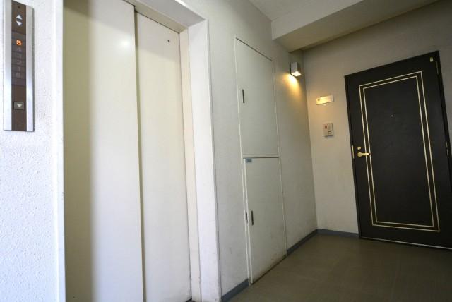 エステージ上野毛503  エレベーター