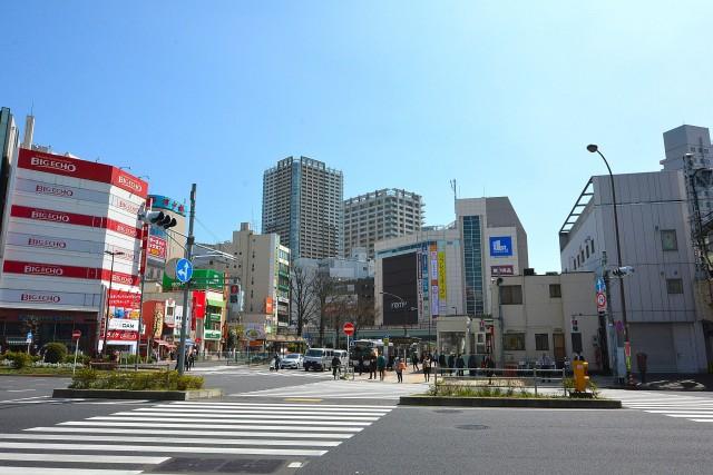五反田サニーフラット 五反田駅周辺