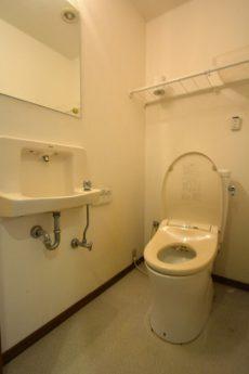 エステージ上野毛503  トイレ