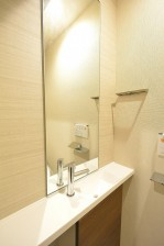 ライオンズマンション広尾第2 トイレ手洗い場