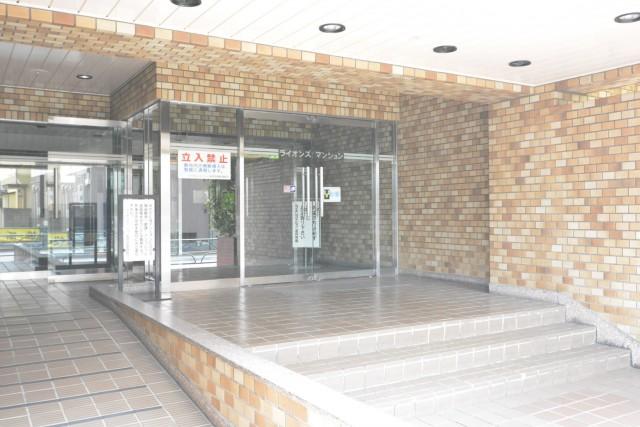 ライオンズマンション高円寺南 エントランス