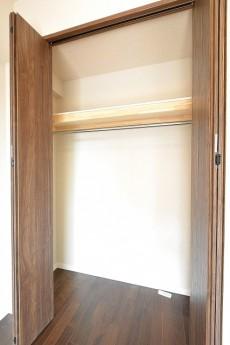 ライオンズマンション広尾第2 5.7帖洋室クローゼット