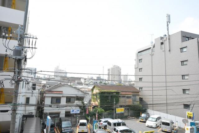 ライオンズマンション高円寺南 眺望