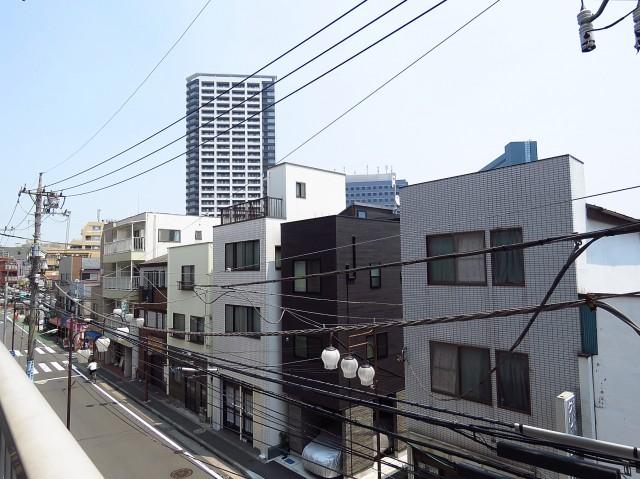 メイツ大井町 眺望