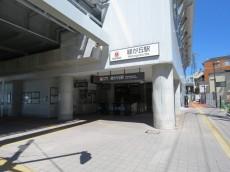 自由ヶ丘第七コーポ 緑が丘駅