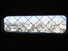 コーポ洗足 玄関扉のぞき窓