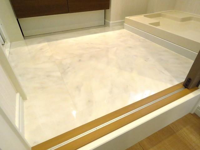 コーポ洗足 洗面室