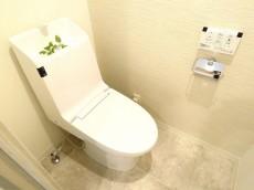 恒陽馬込マンション トイレ