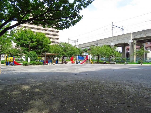 日神パレステージ南大井 みなみ児童遊園