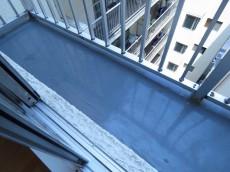 ハイネス巣鴨 洋室約5.1帖の窓の外