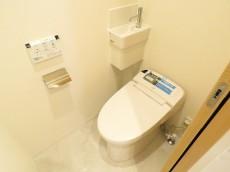 西池袋ローヤルコーポ ウォシュレット付きトイレ
