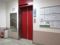 西池袋ローヤルコーポ エレベーター
