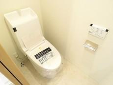 マンション大塚 ウォシュレット付きトイレ