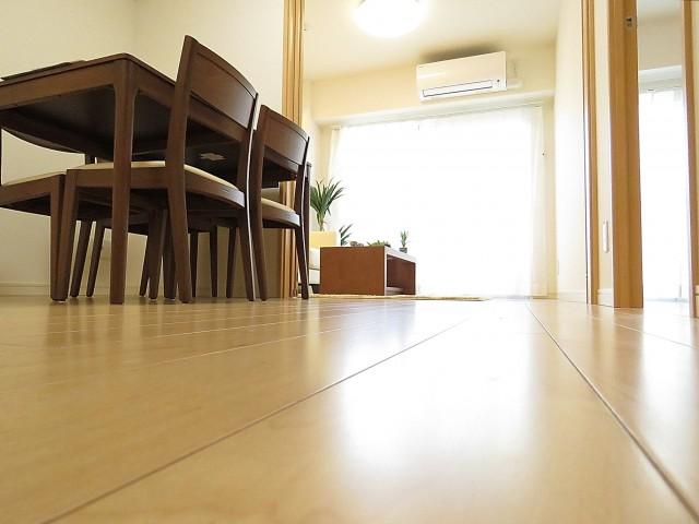 マンション大塚 ダイニングキッチン+洋室